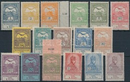 ** 1913 Árvíz Sor (60.000) - Timbres