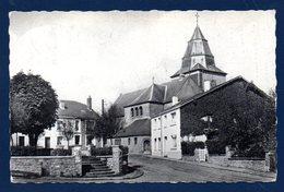Sainte Cécile Sur Semois ( Florenville). Place Du Centenaire. Eglise Ste Cécile. 1960 - Florenville