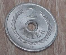 Hongrie 1963, 2 Filer - Hongrie