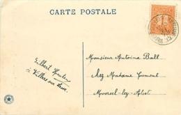 Belgique. TP 108  CPI  Villers-sur-Lesse   Jamblinne > Moorsel/ Aalst  1913 - Autres