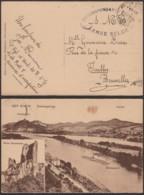Belgique 1919 - CP Oblitération Correspondance Armée Belge (DD) DC 3792 - Belgium