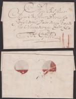 Belgique 1784 - Précurseur De Doel Vers Gand  (DD) DC 3795 - Bélgica
