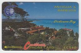 Antigua & Barbuda GPT Phonecard (Fine Used) Code 5CATA - Antigua En Barbuda