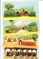 """Chocolat AIGLON - Collection """"Le Vieux Village"""" - 34 Images (découpis) - Aiglon"""