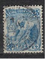 GUYANE           N°     YVERT    56  (1)       OBLITERE       ( Ob  5/05 ) - Gebraucht
