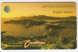 Antigua & Barbuda GPT Phonecard (Fine Used) Code 9CATA - Antigua En Barbuda