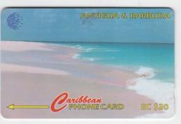 Antigua & Barbuda GPT Phonecard (Fine Used) Code 17CATC - Antigua En Barbuda