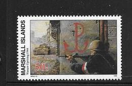 MARSHALL 1994 SECONDE GUERRE-INSURRECTION DE VARSOVIE  YVERT N°532  NEUF MNH** - WW2