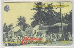 Antigua & Barbuda GPT Phonecard (Fine Used) Code 54CATB - Antigua En Barbuda