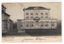 Beveren  Villa Docteur Roels - Beveren-Waas