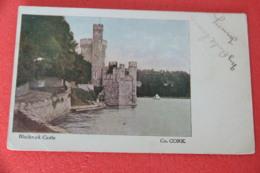 Ireland Co Cork Blackrock Castle 1900 + Cancel - Other