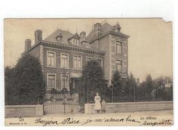 On  Le Château (toestand Zie Scan) - Marche-en-Famenne