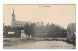 On  -  Panorama 1919 - Marche-en-Famenne