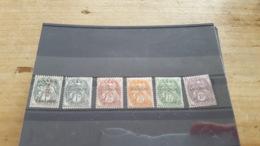 LOT 466052 TIMBRE DE ANDORRE NEUF** LUXE N°1 A 10 - Sammlungen