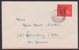 Fürth über Neunkirchen (Saar) Saarland Wilhelm Busch - 1957-59 Fédération