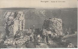 Bouvignies - Ruines De Crève-coeur (animée, Travaux En Cours) - Dinant