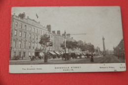 Ireland  Dublin Sackville Street And Gresham Hotel - Irlande