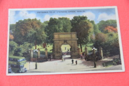 Ireland  Dublin Entrance To St. Stephen's Green 1956 - Other