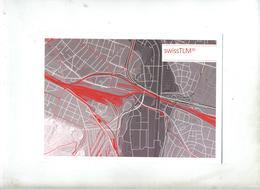 Carte  Releve Routier Geometre - Professions