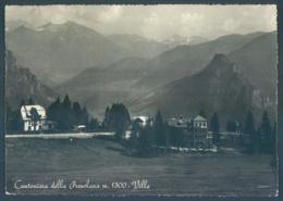Lombardia Passo Contoniera Della Presolana Albergo Alpino Bergamo - Bergamo