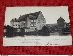 AISCHE-en-REFAIL   -  Le Vieux Château  - La Cour D'honneur - Eghezée
