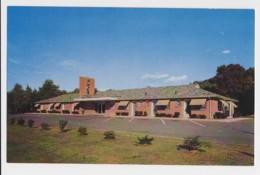 AI98 Atlantic Motel, Wethersfield, Conn - Hotels & Restaurants