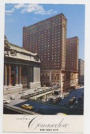 AI98 Hotel Commodore, New York City - Animated, Cars, Taxi, Buses - Hotels & Restaurants