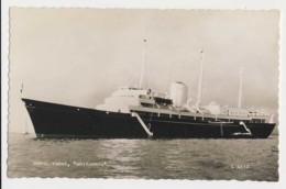 AI98 Shipping - Royal Yacht Britannia - RPPC - Steamers