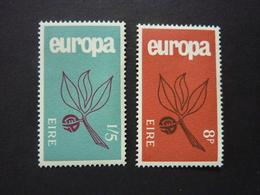 IRLANDE, Année 1965, YT N° 175 Et 176 Neufs MH* - 1949-... Republic Of Ireland