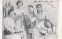 AO18 Musicians - The Five Sisters - Singers & Musicians
