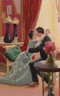 AQ53 Romance - Couple Embracing - Couples