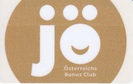 Geschenkkarte Österreichischer Bonus Clup Gift - Gift Cards