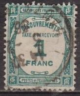 Recouvrement Des Impayés - FRANCE - Timbre Taxe - N° 60 - 1927 - Portomarken