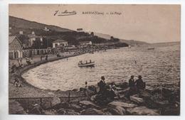 BASTIA (CORSE) - LA PLAGE - Bastia