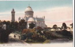 AN33 Alger, Notre Dame D'Afrique - LL Postcard - Algiers