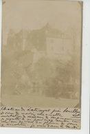 SOUILLAC (environs) - Carte Photo Du Château De LA TREYNE (1905) - Souillac