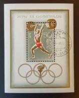 RUSSIA 1972 - BL 80 - XX Summer Olympic Games - Canceled - Blocchi & Fogli