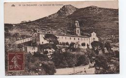 LA BALAGNE (HAUTE CORSE) - LE COUVENT DE CORBARA - Francia