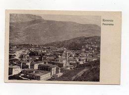 Rovereto (Trento) - Panorama - Viaggiata Nel 1937 - (FDC16485) - Trento