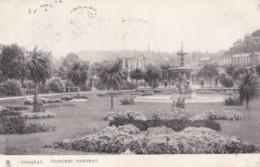 AM43 Torquay, Princess Gardens - Raphael Tuck Towns And Cities Series - Torquay