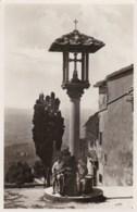 AM43 Fiesole, S. Francesco, La Croce - RPPC - Italy