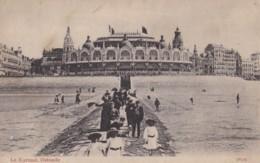 AM43 Le Kursaal, Ostende - View From Pier, Children - Oostende