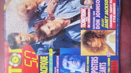 MAGAZINE TOP 50 N° 195. 1989 (POSTER) - People