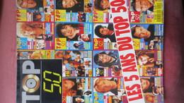 MAGAZINE TOP 50 N° 192. 1989 (POSTER) - People