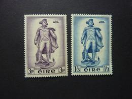 IRLANDE, Année 1956, YT N° 126 Et 127 Neufs MH* (cote 14 EUR) - 1949-... Republic Of Ireland