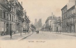 Rue Libergier - Reims