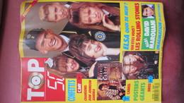 MAGAZINE TOP 50 N° 189. 1989 (POSTER) - People