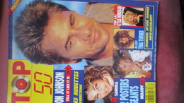 MAGAZINE TOP 50 N° 188. 1989 (POSTER) - People