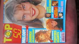 MAGAZINE TOP 50 N° 187. 1989 (POSTER) - People