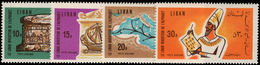 Lebanon 1966 Phoenician Invention Of The Alphabet Unmounted Mint. - Lebanon